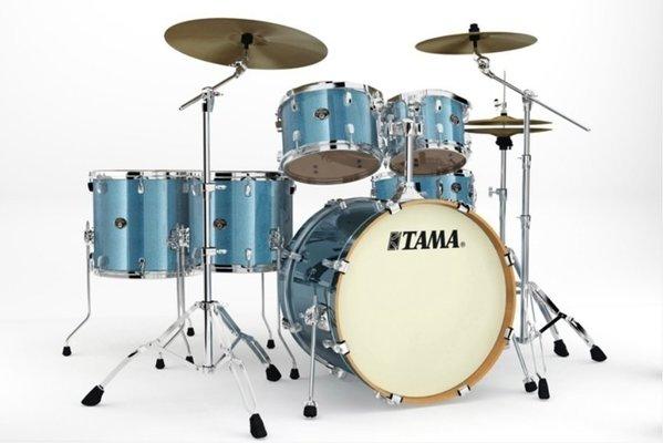 Tama VD62RS Silverstar Sky Blue Sparkle