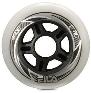Fila Wheels 84mm/83A White
