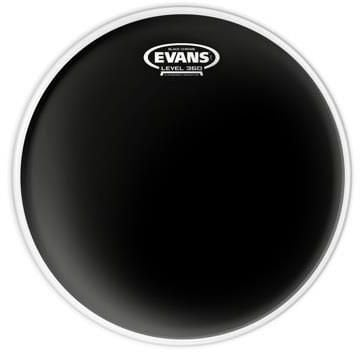 Evans TT16CHR Black Chrome Drum Head 16''