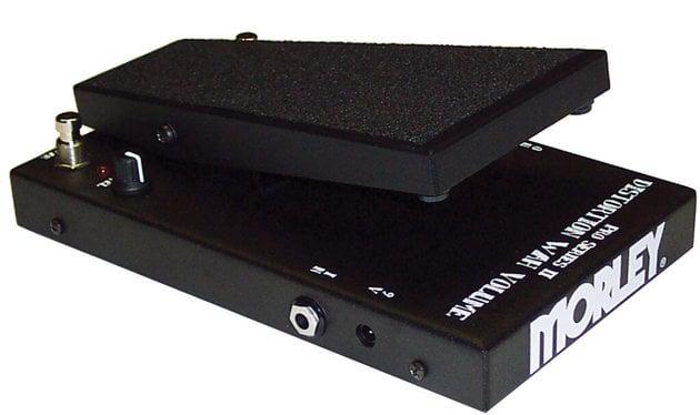 Morley Pro Series II Distortion Wah Volume