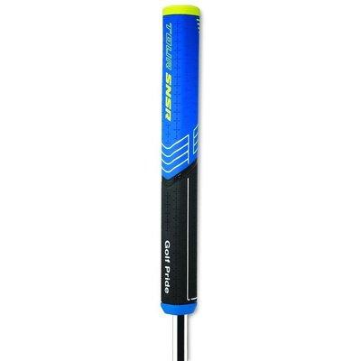 Golf Pride Tour SNSR Straight Putter Grip 104 cc Blue/Black