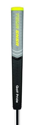Golf Pride Tour SNSR Contour Pro Putter Grip 140 cc Black/Grey