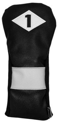Longridge Classic Style Driver Headcover Black