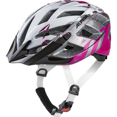 Alpina Helmet Panoma 2.0 Pearl White/Magenta 56-59