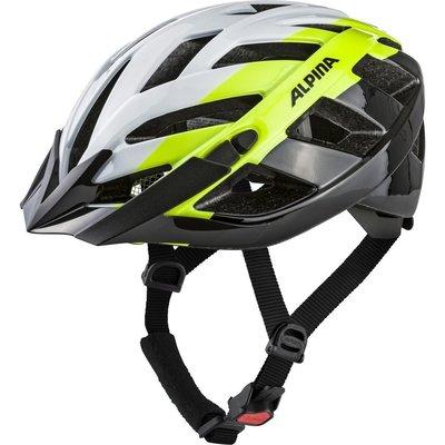 Alpina Helmet Panoma 2.0 White/Neon/Black 52-57