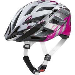 Alpina Helmet Panoma 2.0 Pearl White/Magenta 52-57