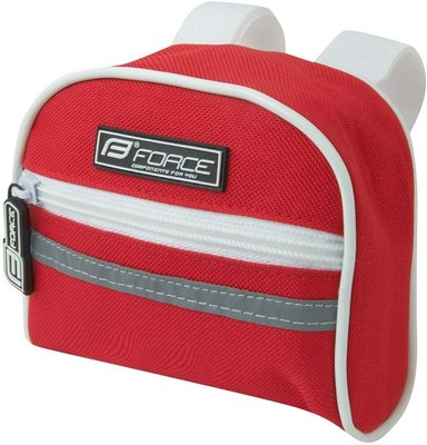 Force Handlebar Bag Children Red