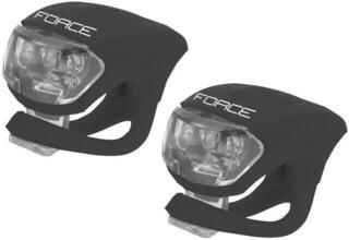 Force Set of Lights F DOUBLE Front + Rear Black