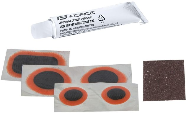 Force Patching Set 5 Plastic Box-Small 80x40x20mm