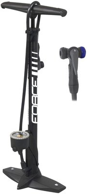 Force Hobby Floor Pump Al 11 bar Black