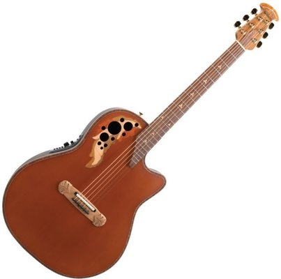 Ovation 2081WT-NM Adamas Wood Top