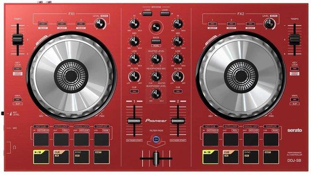 Pioneer DDJ SB Red
