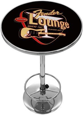Fender Electro Lounge Bar Table