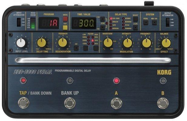 Korg SDD-3000 Pedal