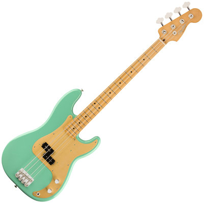 Fender Vintera 50s Precision Bass MN Vintage Sea Foam Green