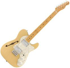 Fender Vintera 70s Telecaster Thinline MN Vintage Blonde