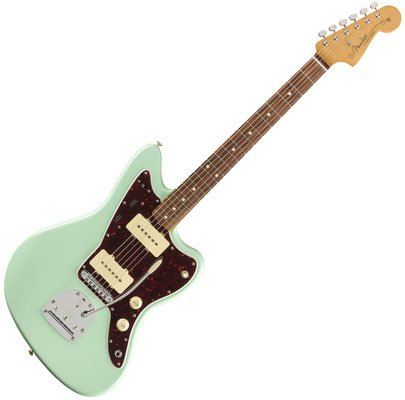 Fender Vintera 60s Jazzmaster Modified PF Surf Green