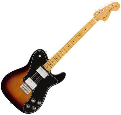 Fender Vintera 70s Telecaster Deluxe MN 3-Color Sunburst