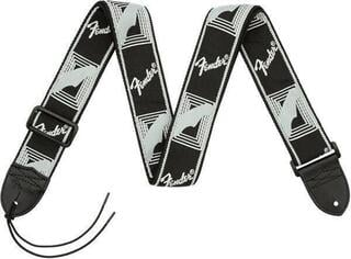 Fender 2'' Monogrammed Strap Black/Light Grey/Dark Grey