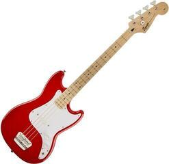 Fender Squier Bronco Bass MN Torino Red