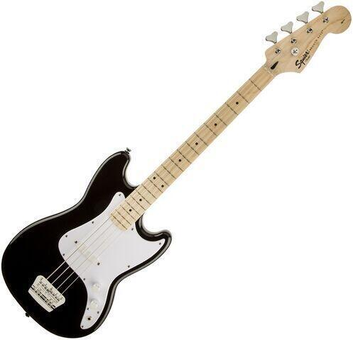 Fender Squier Bronco Bass MN Black