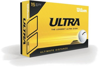 Wilson Staff Ultra LUE 15 Ball White