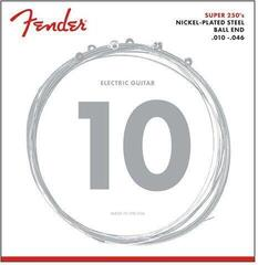 Fender Super 250 Guitar Strings 10-46