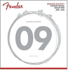 Fender Original Bullet Guitar Strings 9-42