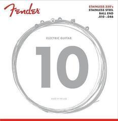Fender Stainless Regular Ball End Strings