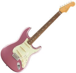 Fender Vintera 60s Stratocaster Modified PF Burgundy Mist Metallic