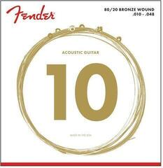 Fender 70 Bronze-Ball XL 10-48