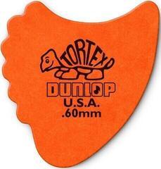 Dunlop 414R 0.60 Tortex Fins