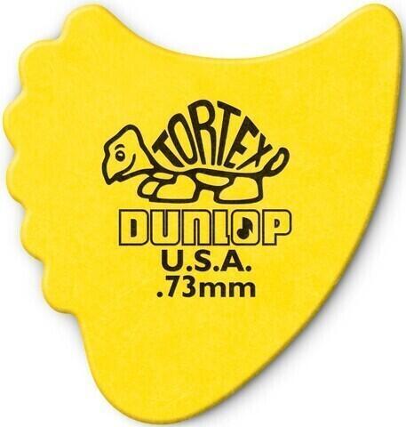 Dunlop 414R 0.73 Tortex Fins
