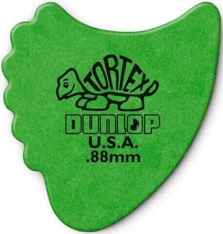 Dunlop 414R 0.88 Tortex Fins