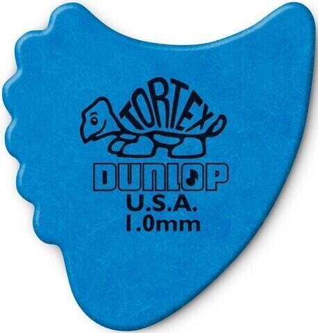 Dunlop 414R 1.00 Tortex Fins