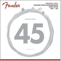 Fender Original 7150 Bass Strings .45-.105