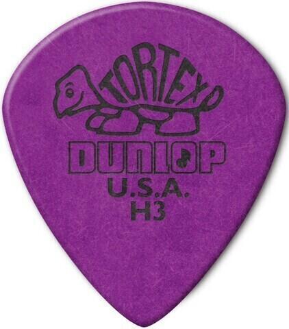 Dunlop 472R H3 Tortex Jazz