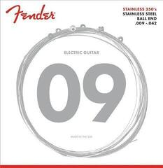 Fender Stainless 350´s .009-.042