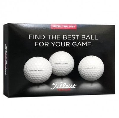 Titleist Performance 2019 Trial Pack Balls