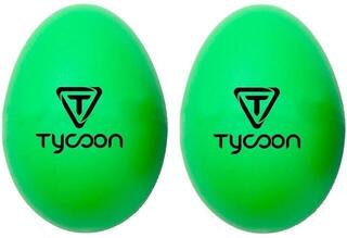 Tycoon Egg Shaker Green