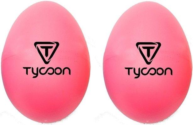 Tycoon Egg Shaker Pink
