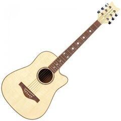 Daisy Rock Wildwood Short Scale Acoustic Bleach Blonde
