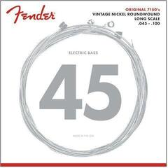 Fender 7150 Pure Nickel 45-100