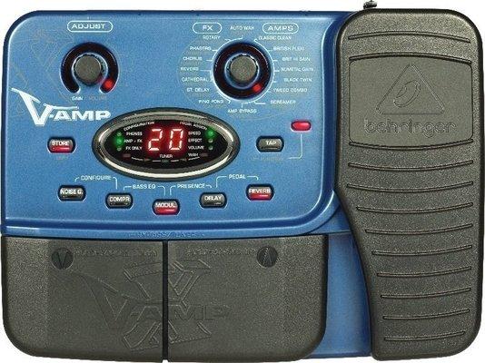 Behringer LX1-X V-AMP