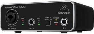 Behringer UM2 U-Phoria Interfață audio USB