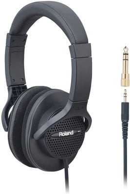 Roland RH-A7 Black Stereo Headphone