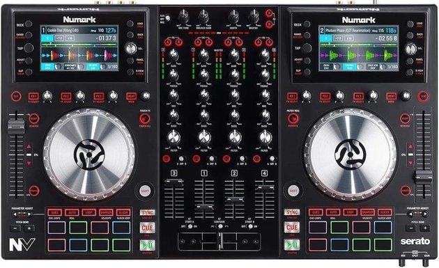 Numark NV Dual Display DJ Controller