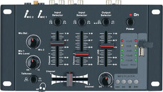 LEWITZ DJM201 DJ Mixer