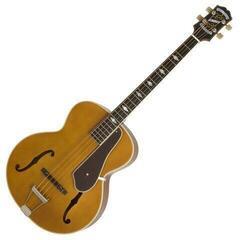 Epiphone De Luxe Classic Bass Vintage Natural