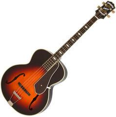 Epiphone De Luxe Classic Bass Vintage Sunburst
